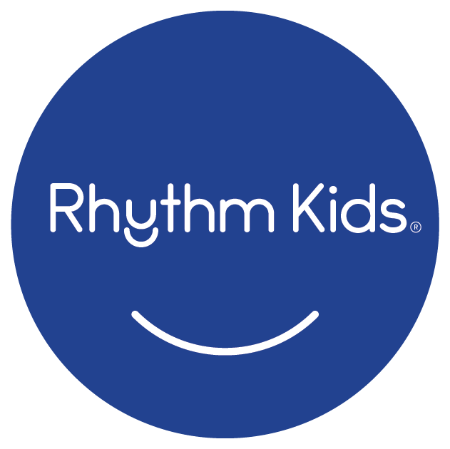Rhythm Kids circle logo.